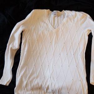 Liz Claiborne Petite thin sweater